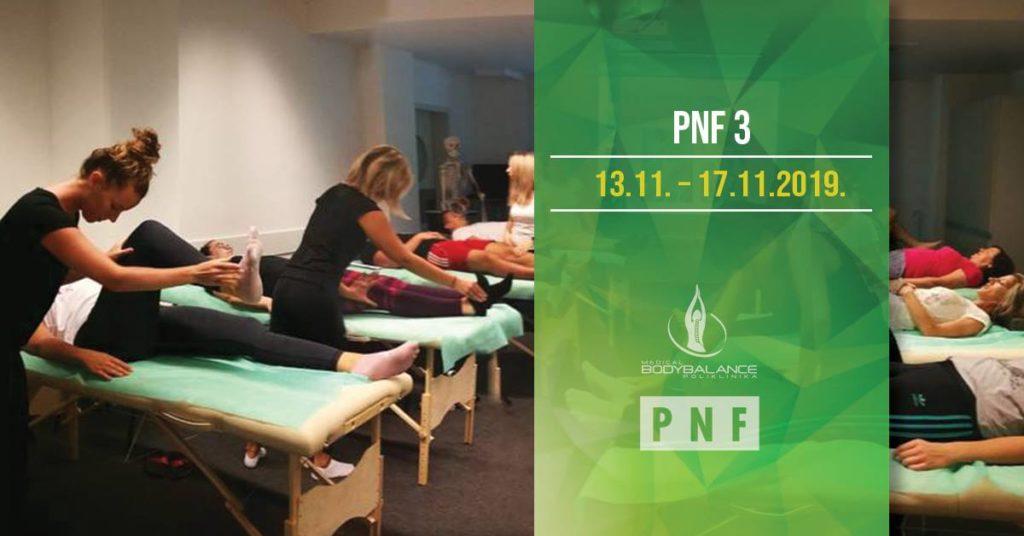 pnf3 tečaj body balance